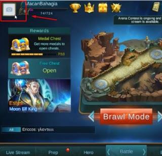 Cara Membuat Nickname Berwarna dan Blank Name di Mobile Legends