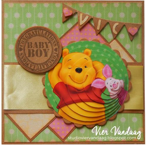 Winnie The Pooh birth chart boy