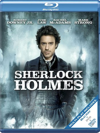 Sherlock Holmes 2009 480p 400MB BRRip