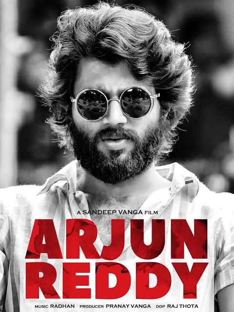 Arjun Reddy 2017 South Movie Hindi