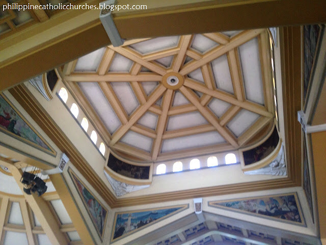 SANTO DOMINGO PARISH CHURCH AND CONVENT, Quezon City, Philippines