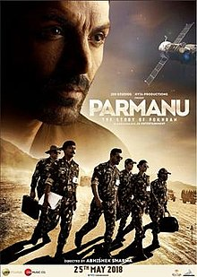 Parmanu – The Story Of Pokhran 2018 full movie download bluray in hindi 480p,720p,1080p