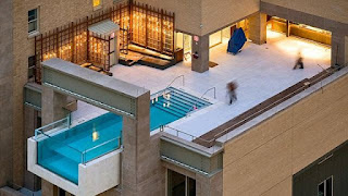 How to stay hydrated in style: spectacular pools worldwide
