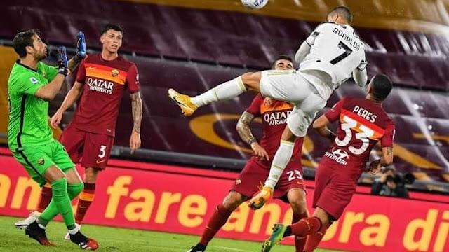Christiano Ronaldo Top Skor Sementara Pertandingan Liga
