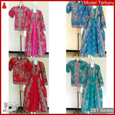 ZBT02609 Kebaya Batik Couple Gamis Melati Brokat BMGShop