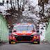Ott Tänak primer líder del Rallye Monte-Carlo 2021