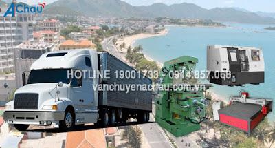 Dịch vụ vận chuyển máy móc thiết bị ra Hà Nội