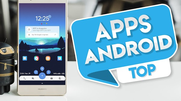 TOP 5 Mejores Apps Android 2018 [FEBRERO]