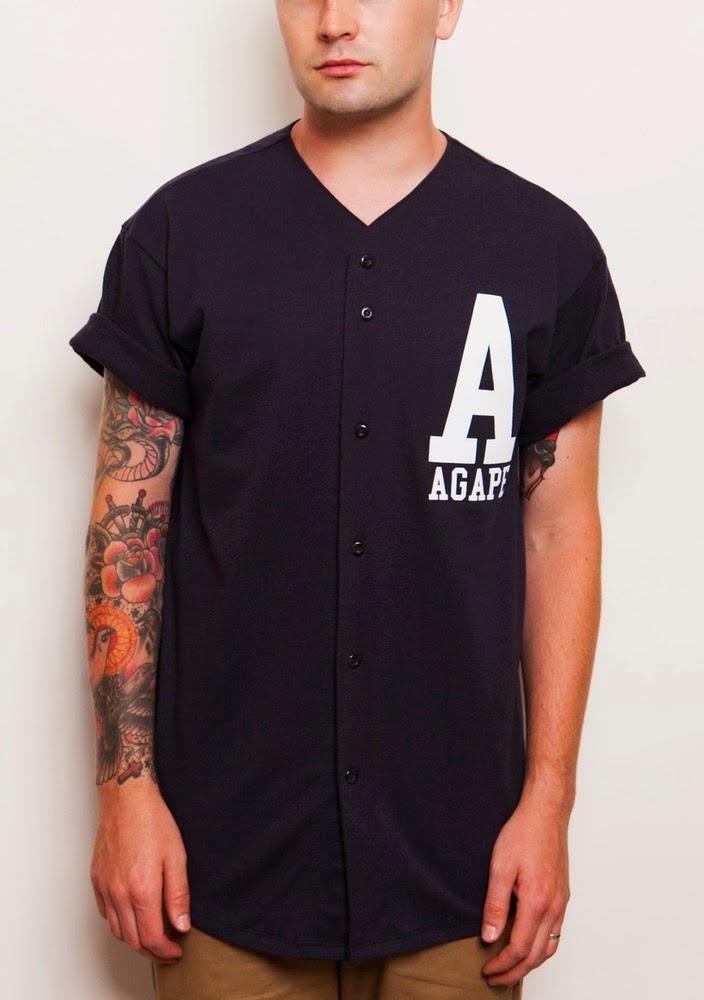 Macho Moda - Blog de Moda Masculina  Camiseta Jersey 1cc015aafa4