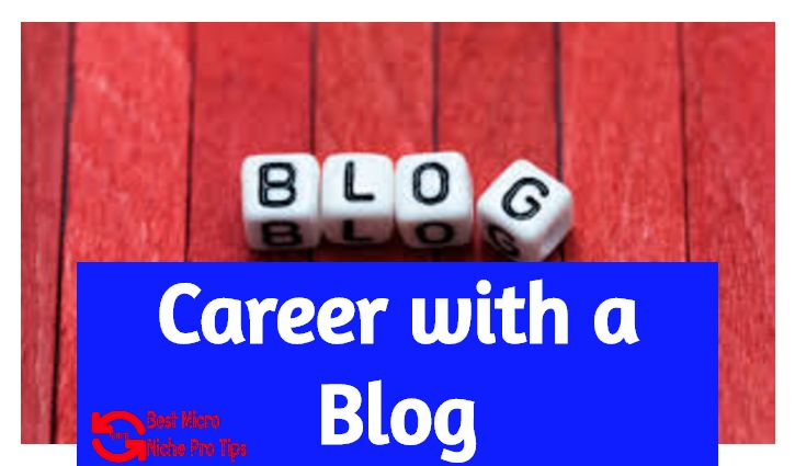 Career-with-a-Blog