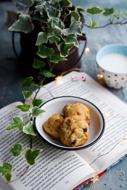 üzümlü perişan kurabiye
