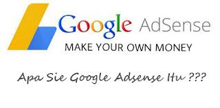 Apa Itu Google Adsense Dan Bagaimana Cara Kerja Google Adsense