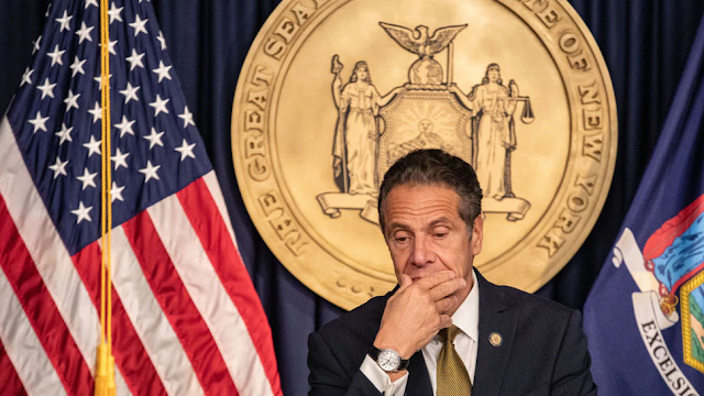 New York Post Editorial Board Says Feds Should Investigate Cuomo Admin Over Nursing Home Deaths