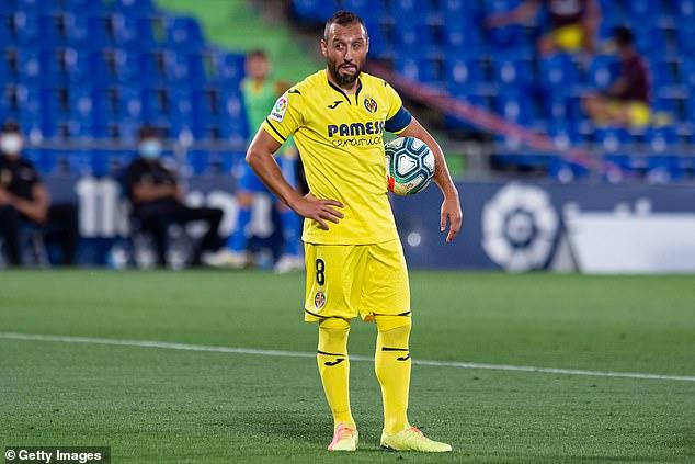 Cazorla chia tay Villarreal, bỏ ngỏ khả năng về Arsenal