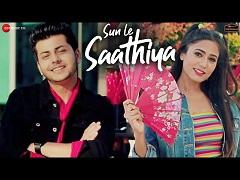 Sun Le Saathiya Lyrics - Stebin Ben