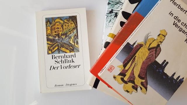 Lieblingsbuch Bernhard Schlink Der Vorleser