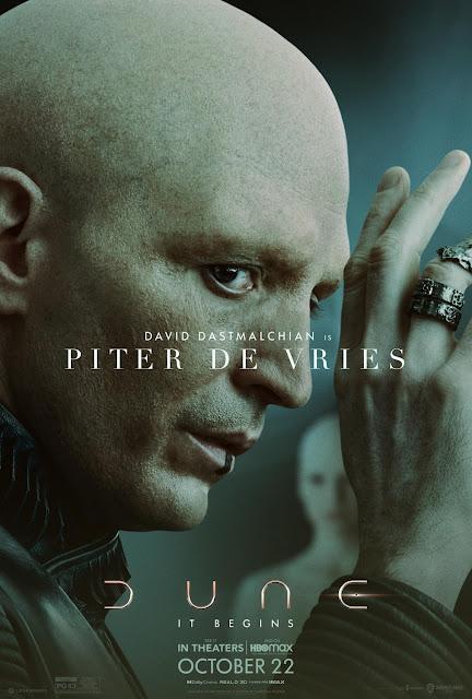 David Dastmalchian as Piter De Vries