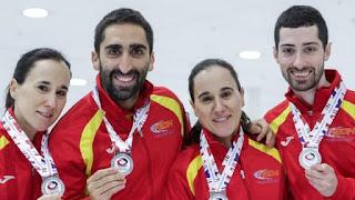 CURLING - Mundial mixto 2018 (Kelowna, Canadá): Histórico subcampeonato del mundo que ha logrado una España liderada por Sergio Vez, en el primer oro de Canadá en esta modalidad