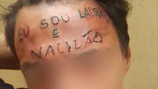 Adolescente que teve testa tatuada é encontrado por amigos caminhando perto de casa, no ABC