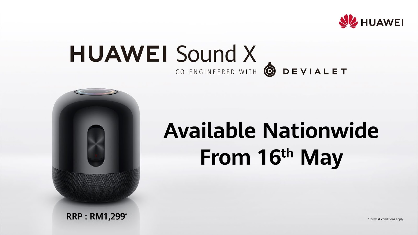 Best about Huawei Sound X