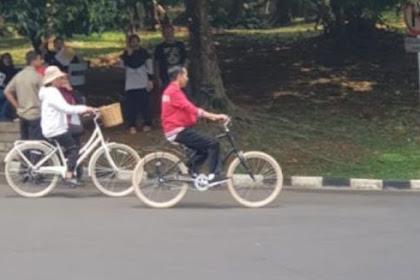 Presiden Santai Bersepeda sementara Wamena Berduka, Jokowi Dipertanyakan Publik