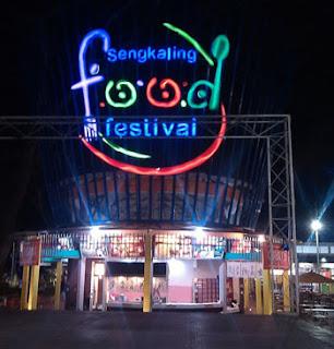 Sengkaling Food Festival