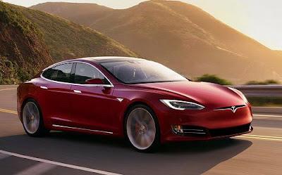 Harga Tesla Model S