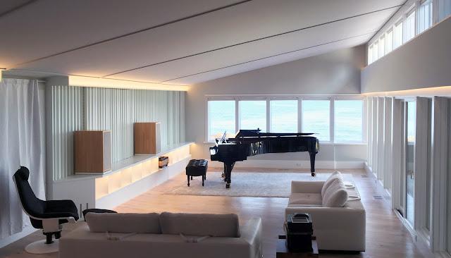 Acoustique Klinger Favre Piano USA