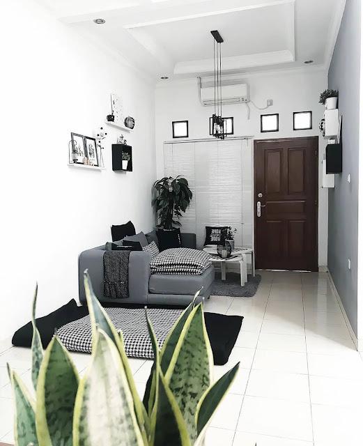 Desain dan Denah Rumah Minimalis Modern Ukuran 6 x 12 M ...