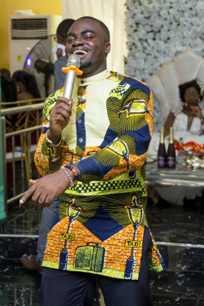 Nana Padmure gives out 'Hope' amidst Corona