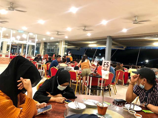 Makan-Makan Anak Beranak Di Kampung Sungai Rengit, Penggerang Johor