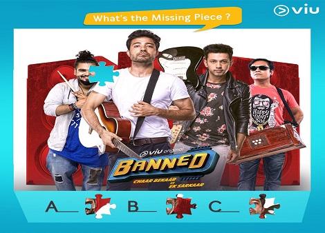 Download Banned (2018) Season 01 Hindi 720p + 1080p WEB-DL x264 ESub