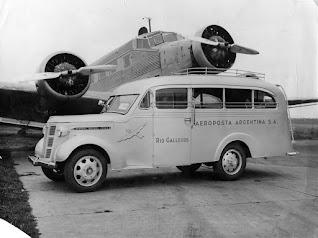 GMC CARRYALL - 2 carrozados distintos para el mismo vehículo.