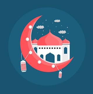 Background Ramadhan - kanalmu
