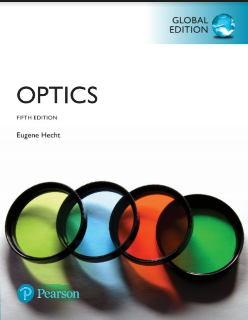 Optics 5 Edition Eugene Hecht in pdf