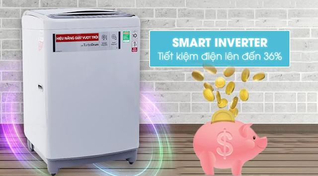 Máy giặt LG T2351VSAM