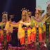 Tari Tradisional dan Daol Dug dug Dalam Acara Sosialisasi Bawaslu Kabupaten Sampang