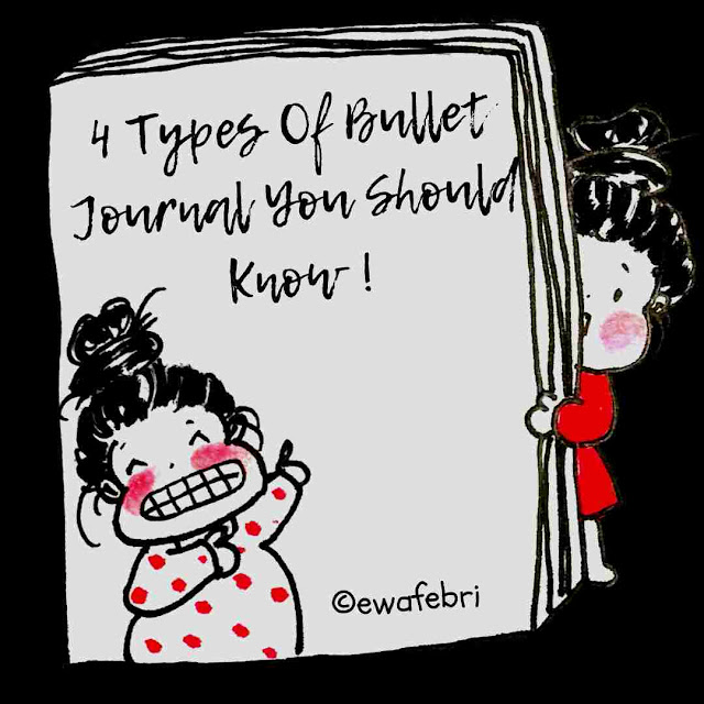 4 Types Bullet Journal 2019 You Should Know By Bullet Journalist Indonesia