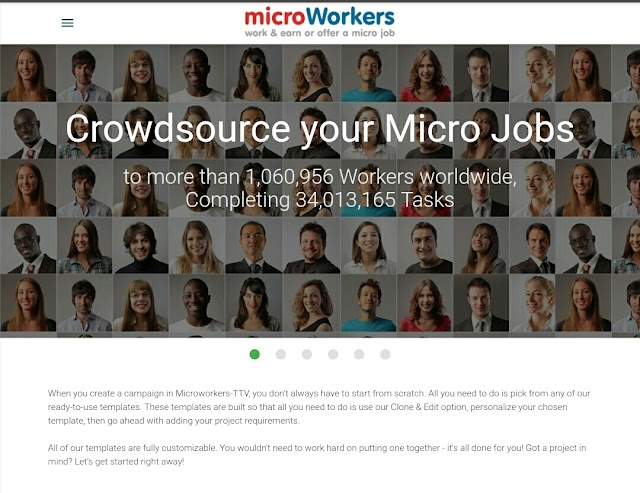 Microworkers 2020 review | Payment proof | legitimate work from home | mturk alternative