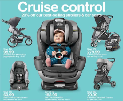 20 OFF Car Seats Strollers At Target