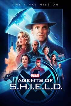 Agents of S.H.I.E.L.D. 7ª Temporada Torrent - WEB-DL 720p/1080p Legendado