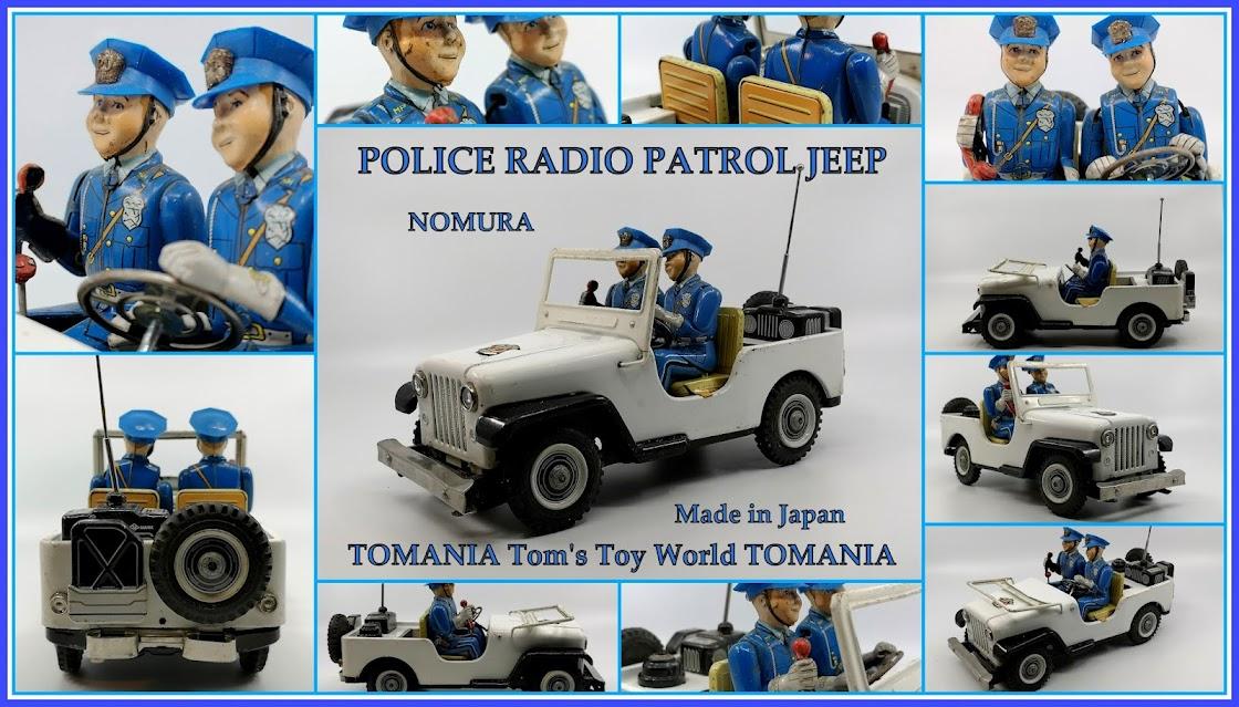 POLICE MODEL CARS
