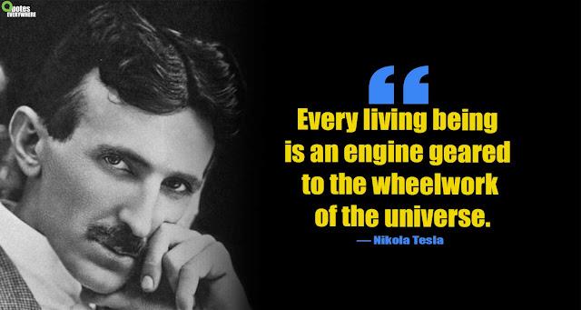 Nikola Tesla Quotes On Science
