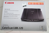 Canon Lide 220 Scanner Télécharger Pilote Pour Windows 10, Windows 8.1, Windows 8, Windows 7 et Mac.