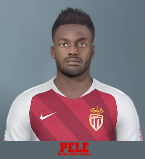 PES 2019 Faces Pelé by Jarray & The White Demon