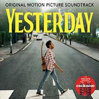 Yesterday - Target CD
