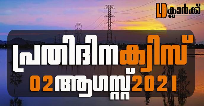 Kerala PSC | 02 Aug 2021 | Online LD Clerk Exam Preparation - Quiz-81