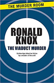 The Murder Room's edition of Knox's first detective novel