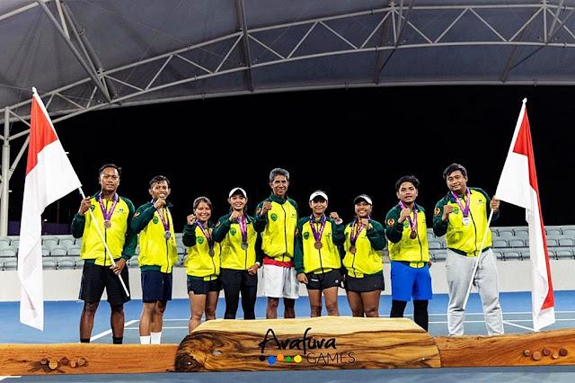 PON XX Ditunda, Ini Tanggapan Pelatih Tenis Kaltim Abdul Kahar Mim (1)