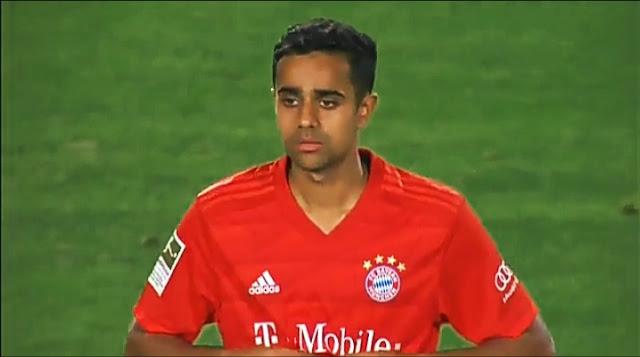 Sarpreet singh first Indian-origin player to play for Bayern Munich.